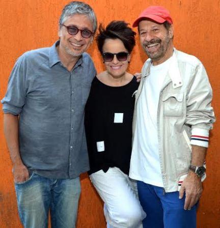 Zé Renato, Leila Pinheiro e João Bosco