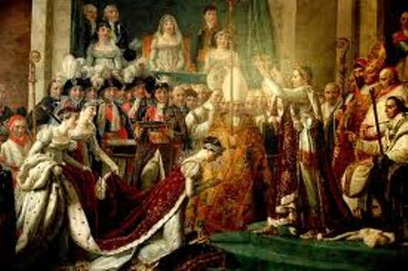 Casamento de Josephine com Napoleão Bonaparte