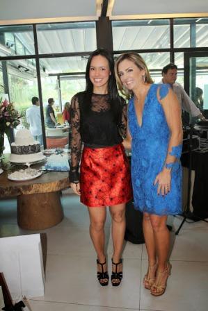 Ana Carolina Vilela e Márcia Veríssimo