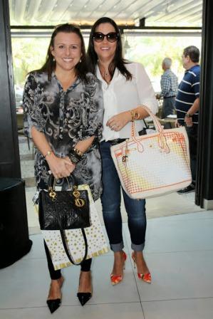 Daniela Tavares e Simone Tostes