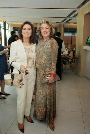Ruth Niskier e Margareth Padilha