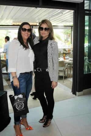 Simone Tostes e Ana Paula Barbosa