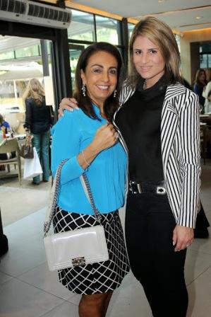Tânia Carvalho e Ana Paula Barbosa