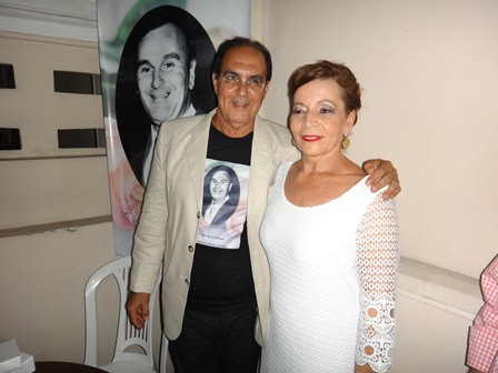 Jose Francisco Brandão e Vilma Portugal
