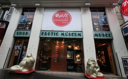 Museu do Erotismo de Paris