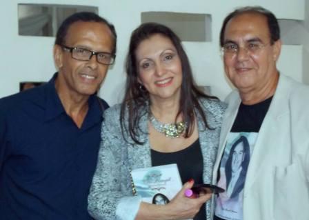 Rui Barcelos, Mari Barbosa e José Francisco Brandão