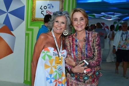 Gisella Amaral e Laura Pederneiras