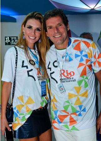 Renata e Alexandre Accioly