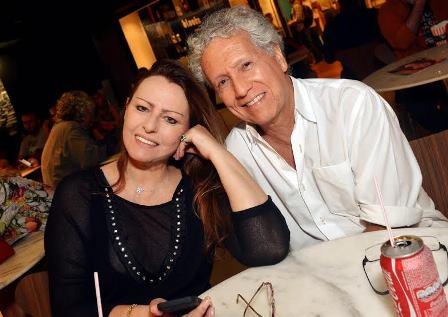 Sonia Clara e Sérgio Fonta