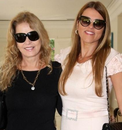 Inês Costa e Claudia Lobo