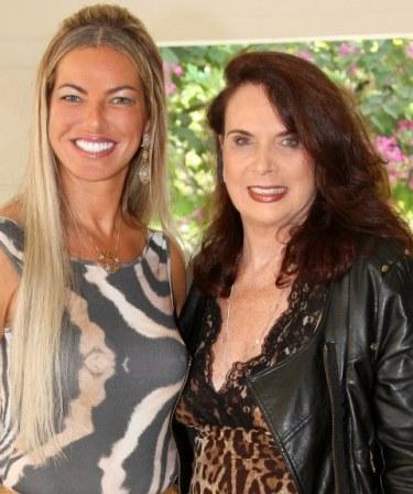 Sandra Cavalcanti e Jane Rose Klarnet