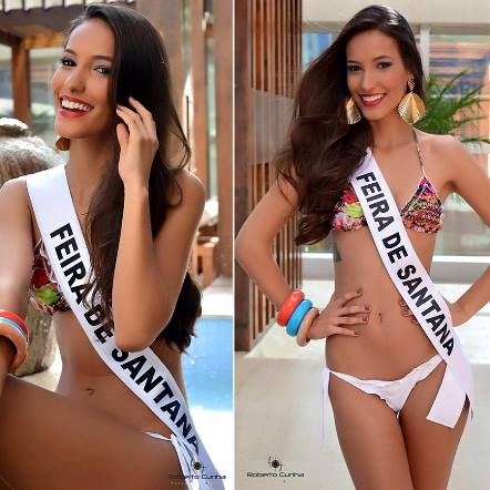 Ranna Lobão Miss Feira 2015