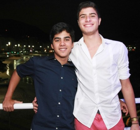 David Barreto e Gabriel Ramos