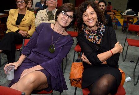 Irene Ferraz e Maria Arlete Gonçalves