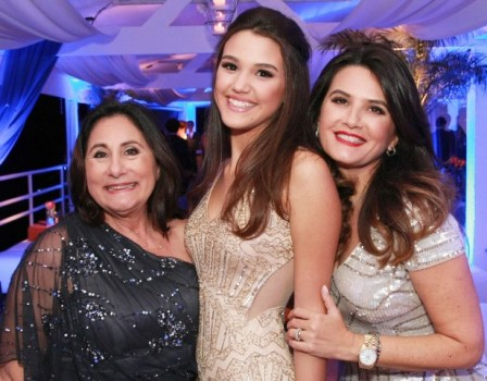 Mercedes Chies, Leticia Protásio e Fernanda Chies