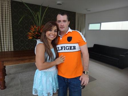 Renata e João Lucas