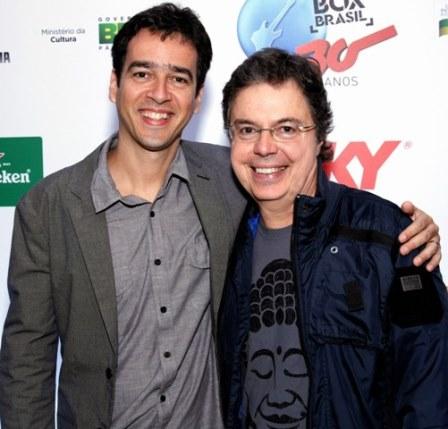 Afonso Carvalho e José Eboli