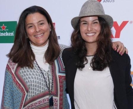 Ariane Carvalho e Ursula Corona