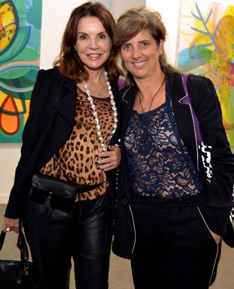 Patricia Mayer e Kika Gama Lobo