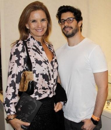Paula Bergamin e Gianfranco Cacciola