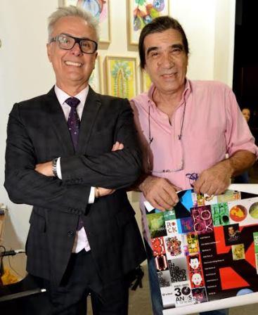 Ronaldo Barbosa e Carlos Orcades
