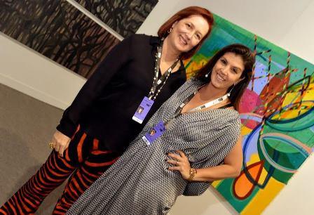 Sandra Matias e Lara Brotas