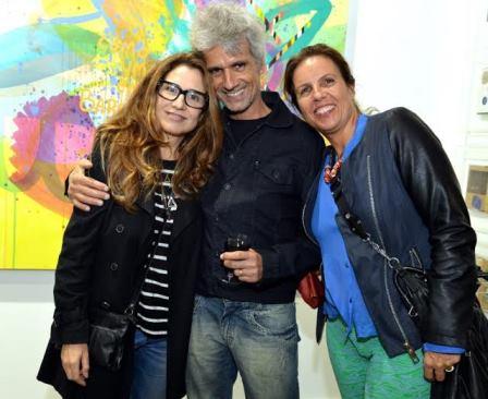 Verônica Sabino, Renato Terra e Verônica  Peixoto