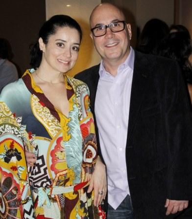 Zulma Mercadante e Orlando Diniz