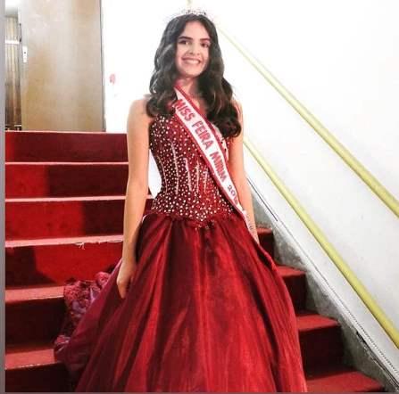 Miss Feira 2018 Maria Clara Eloy
