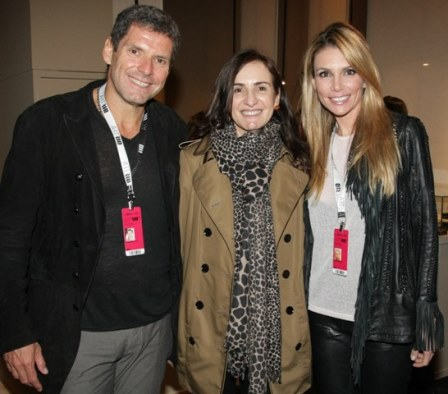 Alexandre Accioly, Anna Clara Herrmann e Renata Accioly