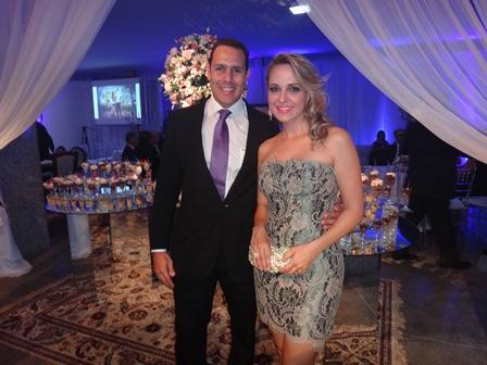 Dr. Marcelo e Milene Rosas