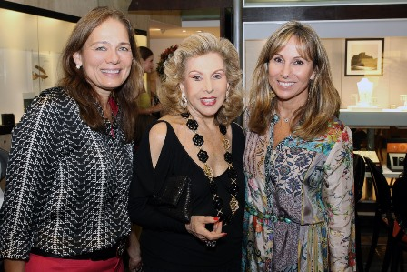 Frederica Bastian Pinto,Marisa Coser e Andrea Rudge
