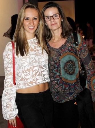 Larissa e Danuza Gontijo