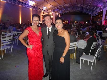 Lilia Campos, Pitombo e Carla Ongarato