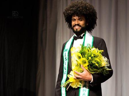 Mister Feira 2017 Hudson Vieira Portela
