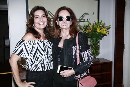Roberta Limmer e Suely Stambowsky