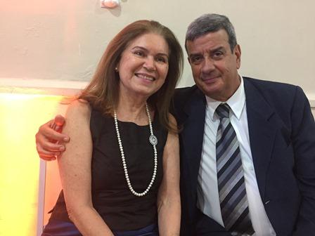 Adenilda e Colbert Martins