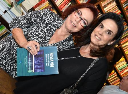 Maryse Muller e Georgiana Vasconcelos