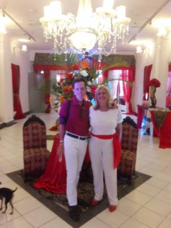 Pitombo e Maria Betania Koandt
