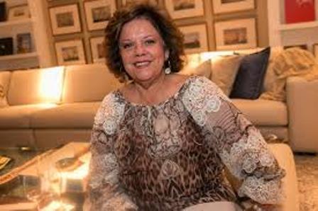 A colunista Janete Freitas