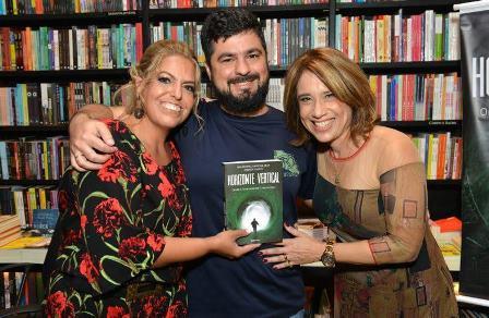 Andréa Duarte , Marcelo Santana e Ana Beatriz Barbosa Silva