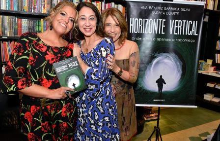 Andréa Duarte , Sonia Ferreira e Ana Beatriz Barbosa Silva