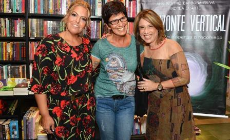 Andrtéa Duarte , Georgia Ramos e Ana Beatriz Barbosa Silva