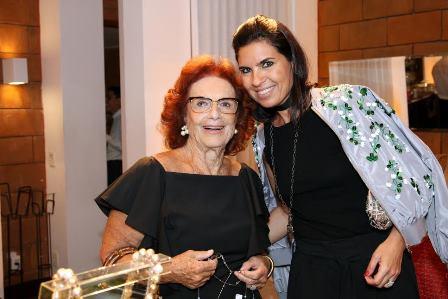 Eliana Moura e Cristine Ferraciu