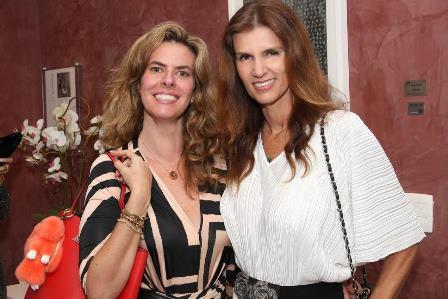 Gloria Portella e Andrea Funaro