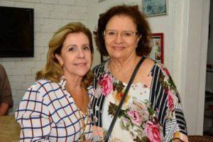 Gracinha Rodrigues e Lucila Silva Muniz