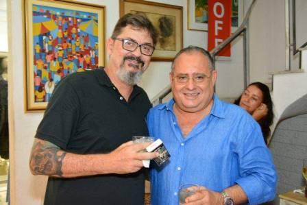 Gustavo Vieira e Anibal Gordilho