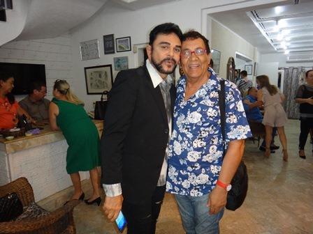 Julio Cesar Habib e Cid Daltro