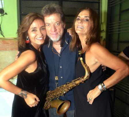 Lucia Guanabara, Léo Gandelman e Patricia Secco