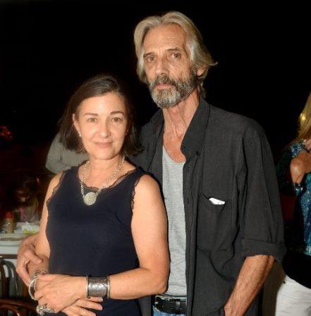Lygia Duran e Pedro Aguinaga
